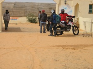 ein weiterer wüstencampingplatz ( ca 20 km weiter)