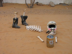 grundausrüstung skulptur für bir siltane